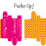 Pucker Up Packaging Design