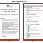 EMV Server Insert Card